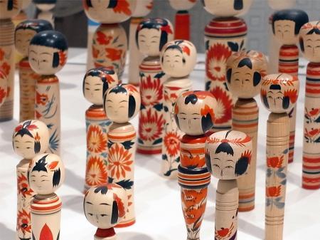 Tìm hiểu về Kokeshi - Búp bê gỗ Nhật Bản 6