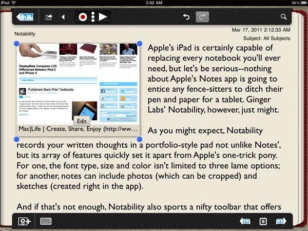 Dân văn phòng cần gì cho iPad? (Phần 1) 4