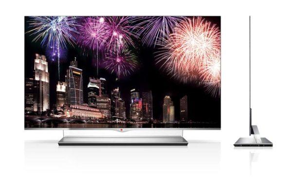 Tivi LG OLED 55 inch sẽ xuất hiện tại Anh vào tháng Bảy tới 1