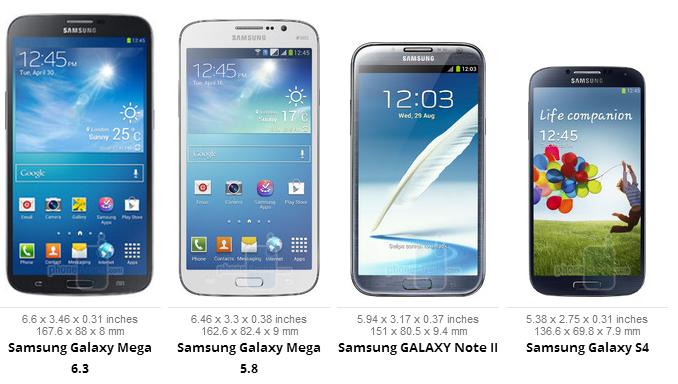 Samsung Galaxy Mega 6.3: To lớn nhưng không khác biệt 2