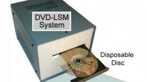 Đột phá Y học: Khi đầu đọc DVD có thể chẩn đoán HIV 1