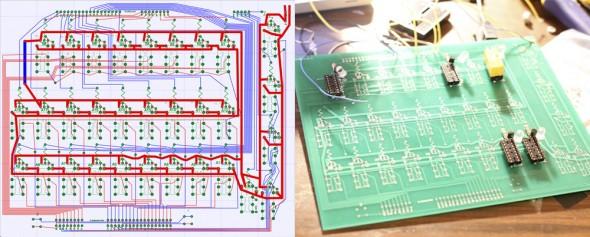 Ý tưởng độc đáo guitar kết hợp bàn phím máy tính 4