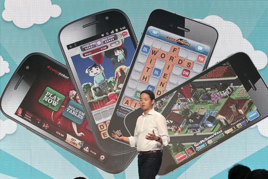 Game Mobile: Cứu cánh cho game mạng xã hội 2