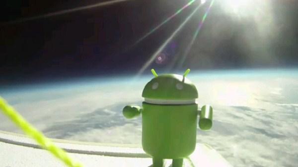 NASA sẽ đưa 3 smartphone vào vũ trụ 1