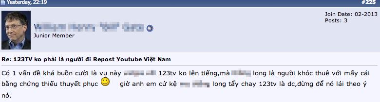 Diễn biến tiếp theo của vụ nhiều video Youtube Việt 'mất tích' 4