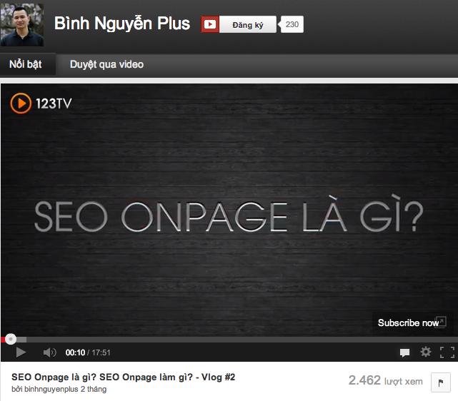 Diễn biến tiếp theo của vụ nhiều video Youtube Việt 'mất tích' 8
