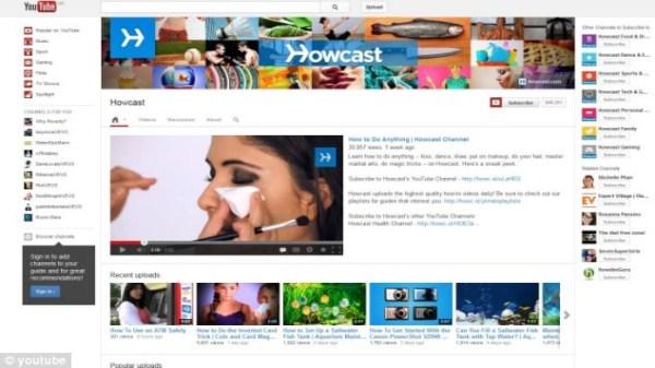 Youtube sắp có tính năng thu phí xem video 1