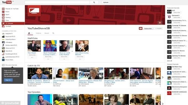 Youtube sắp có tính năng thu phí xem video 2