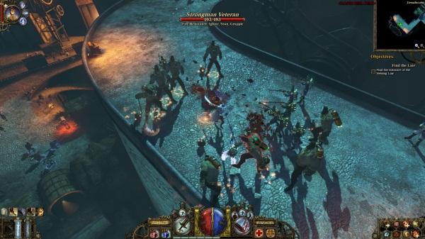 Adventure of Van Helsing: Chặt chém ma cà rồng 10