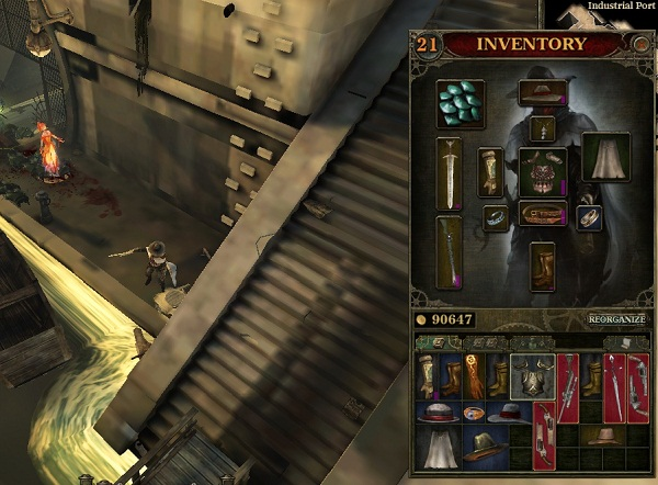 Adventure of Van Helsing: Chặt chém ma cà rồng 4