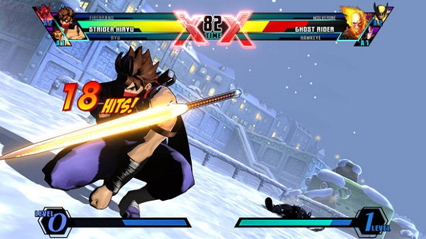 Strider: Capcom tiếp tục remake thêm một tượng đài 2