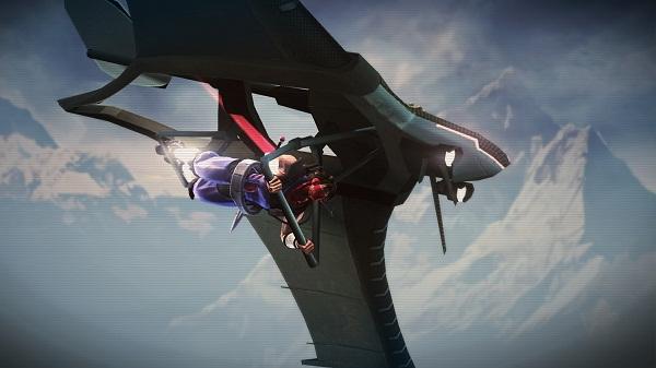 Strider: Capcom tiếp tục remake thêm một tượng đài 4