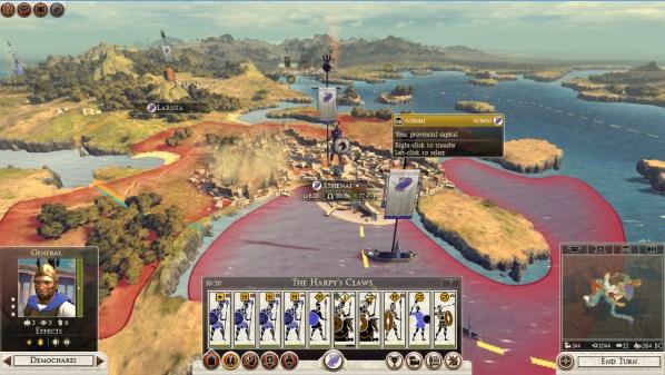 Total War Rome II: Thỏa lòng mong đợi 2
