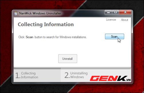 Cách xóa bỏ hệ điều hành Windows cài song song 2