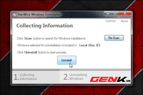 Cách xóa bỏ hệ điều hành Windows cài song song 4