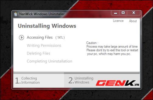 Cách xóa bỏ hệ điều hành Windows cài song song 5