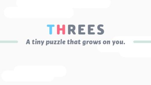 Threes - Game kết hợp tuyệt vời giữa giải đố và những con số 2