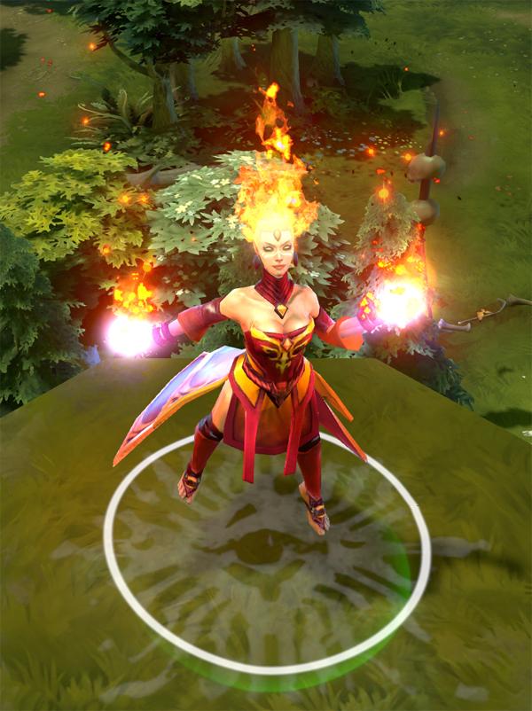 360 độ DOTA 2- Kỳ 2: Vẻ đẹp lung linh từ các phép thuật trong game 6