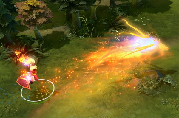 360 độ DOTA 2- Kỳ 2: Vẻ đẹp lung linh từ các phép thuật trong game 7