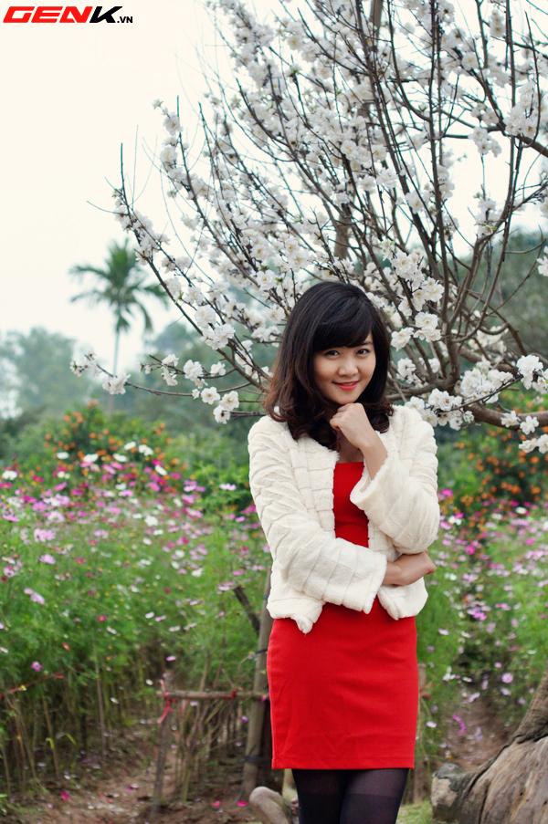 Một vài địa điểm chụp ảnh đẹp ở Hà Nội những ngày giáp Tết 10