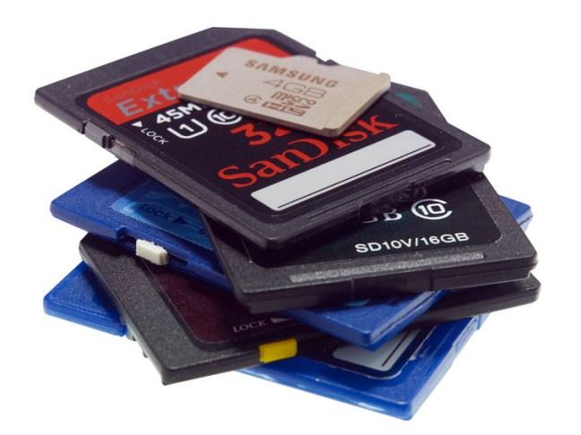 Máy ảnh có cần thẻ nhớ SD tốc độ cao? 7
