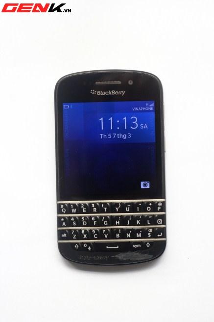 BlackBerry Q10 về Việt Nam: Màn hình vuông, bàn phím lớn nhất từ trước tới nay 21