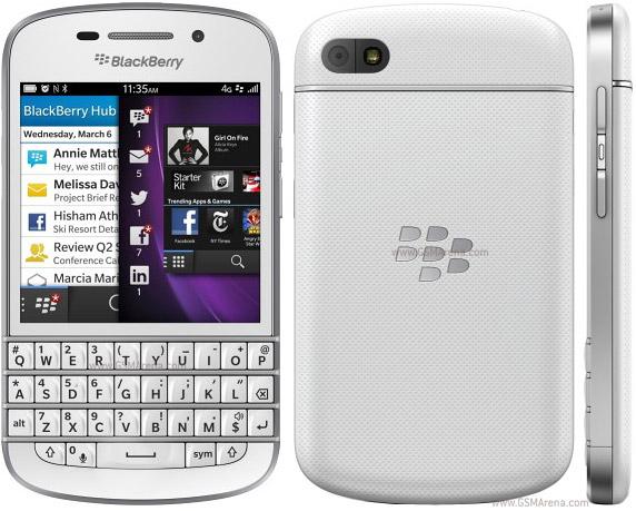 BlackBerry Q10 về Việt Nam: Màn hình vuông, bàn phím lớn nhất từ trước tới nay 4
