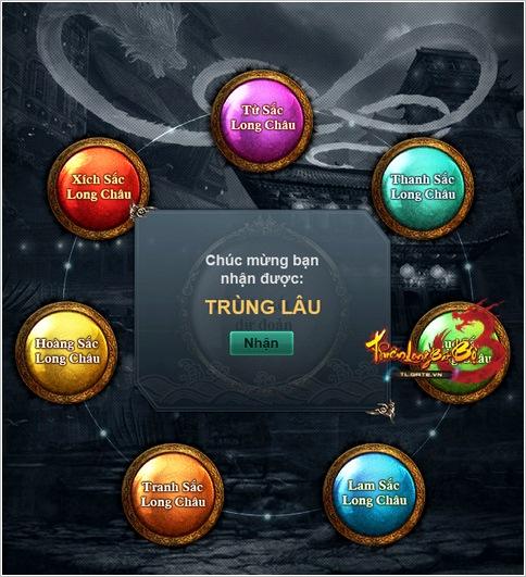 Thiên Long Bát Bộ 3 thưởng 07 Trùng Lâu khuyến mãi thêm Tablet 3