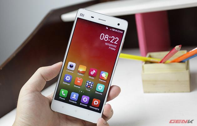 Dùng thử Xiaomi Mi4: Đẹp, nhanh, Camera tốt nhưng giá chưa rẻ