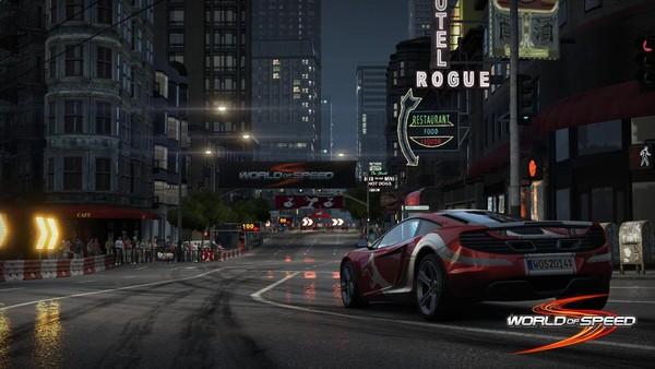 World of Speed tiếp tục phô diễn đồ họa tuyệt đỉnh 1