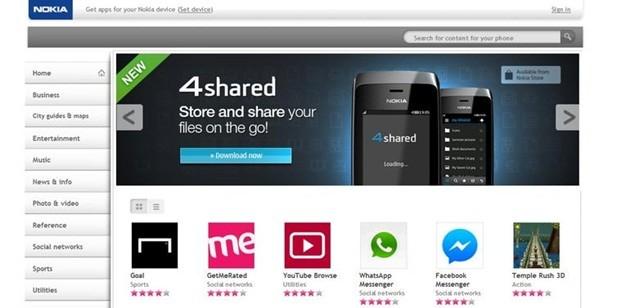 Microsoft đóng cửa chợ ứng dụng cho các cục gạch Nokia