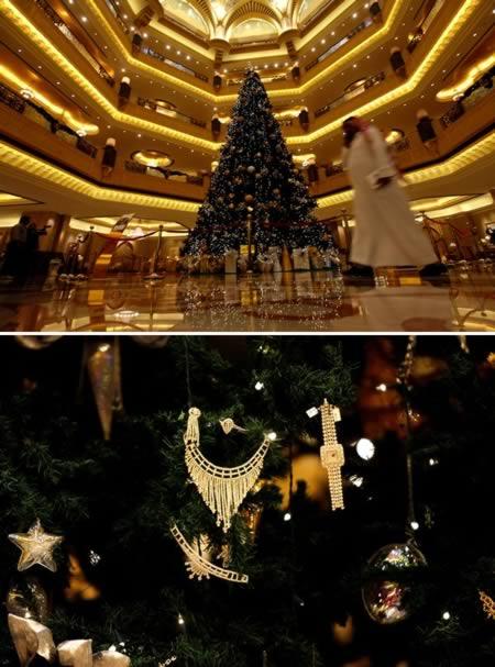 Đắt nhất thế giới của Christmas Tree (United Arab Emirates)