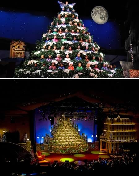 Đầu tiên hát Christmas Tree (Charlotte, NC)