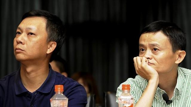 Johnathan Lu sẽ kế nhiệm Jack Ma trở thành thuyển trưởng của Alibaba