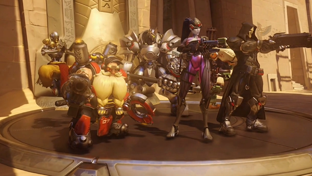 Blizzard Announces Overwatch