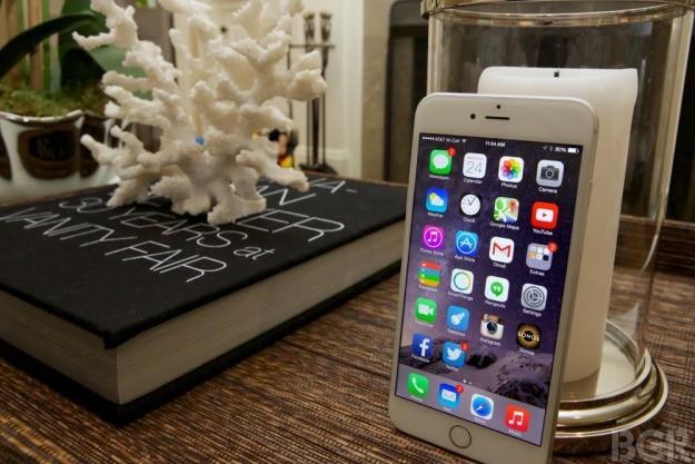 iPhone 6 và 6 Plus 128 GB bị nghi ngờ lỗi bộ nhớ