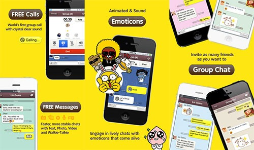 kakaotalk-features