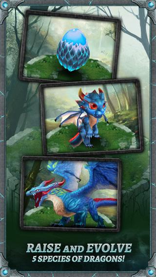 Dragons of Atlantis: Heirs of the Dragon - Xây dựng lại đế chế loài rồng