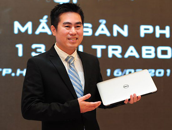 Tân Tổng Giám đốc Intel Việt Nam từng là Tổng Giám đốc của Dell Việt Nam. Ảnh: Internet.