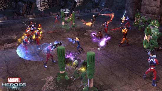 Marvel Heroes - Game đông khách Việt nhờ phim Avengers