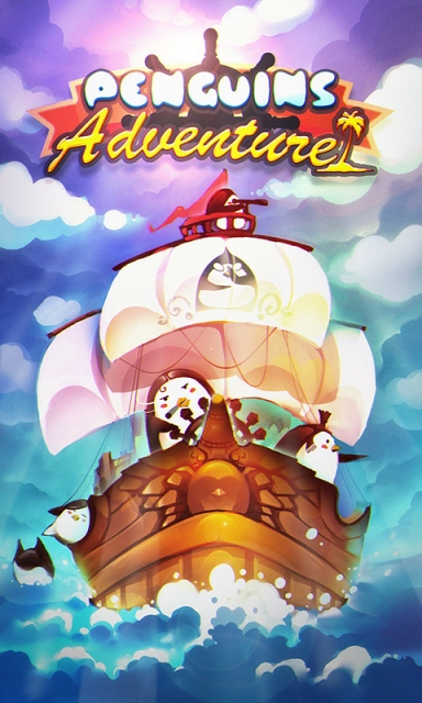Penguin Adventure: New Journey sản phẩm đầu tay của Penguin Tema ra mắt 6 /12