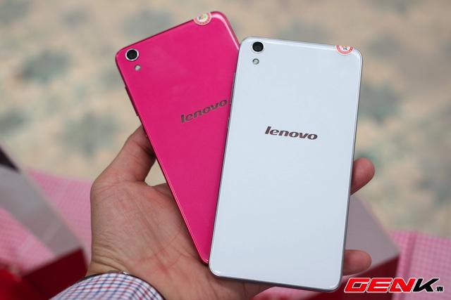 Lenovo S850: smartphone tầm trung dành cho phái đẹp