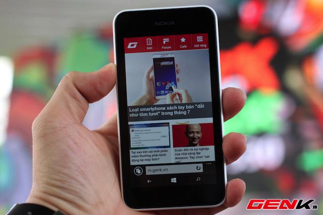 Lumia 530 giá 2,35 triệu, Microsoft chia sẻ về tương lai Nokia