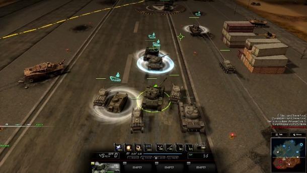 Cận cảnh Battleline: Steel Warfare - Game đấu tank nảy lửa