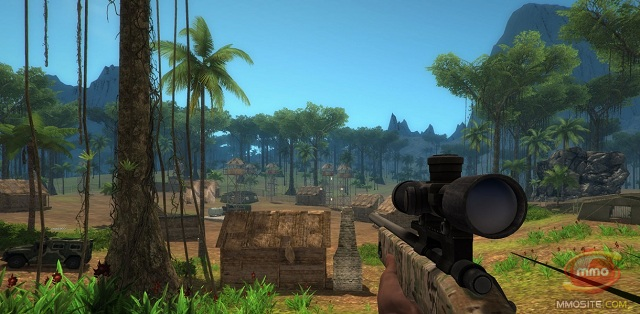 Beasts of Prey - Game online tuyệt đẹp phong cách Far Cry