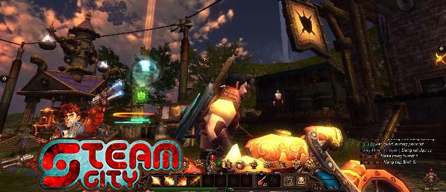 Giải mã sức hút của Steam City với các game thủ thế giới