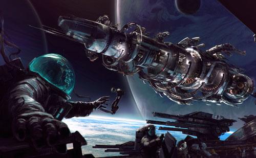 Fractured Space - Game FPS bối cảnh không gian mới lạ