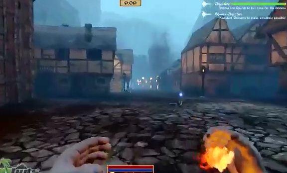 Grimoire - Game đấu phép thuật FPS cực độc đáo