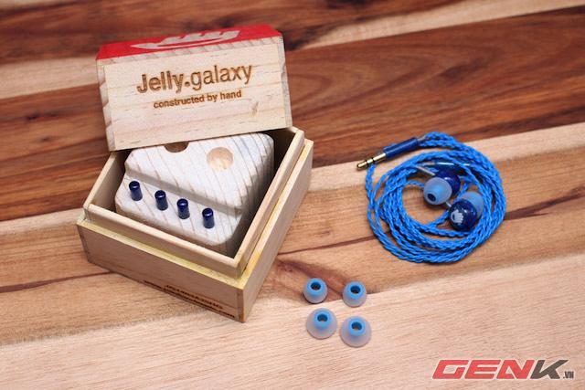 Mở hộp Jelly Galaxy - Tai nghe Việt dành cho tín đồ nhạc Pop