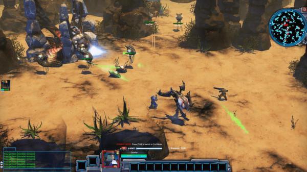Colonies Online - Game shooter độc đáo đã mở cửa